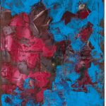 Abstract and Modern Studio Painting: FORGOTTEN ITEMS